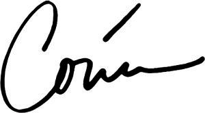 Corina SignatureBK
