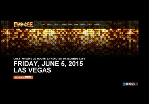 Dance Fuzion USA Website