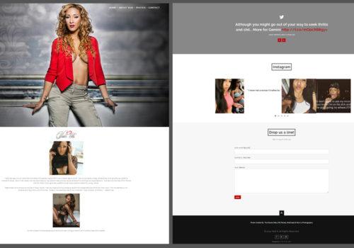 YADI B Website