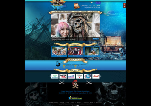 Boynton Beach Haunted Pirate Fest