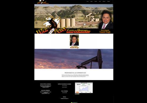 War Pony Land & Energy